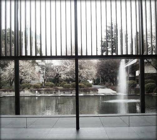 Gallery of Horyuji Treasures, Tokyo, Yoshio Taniguchi