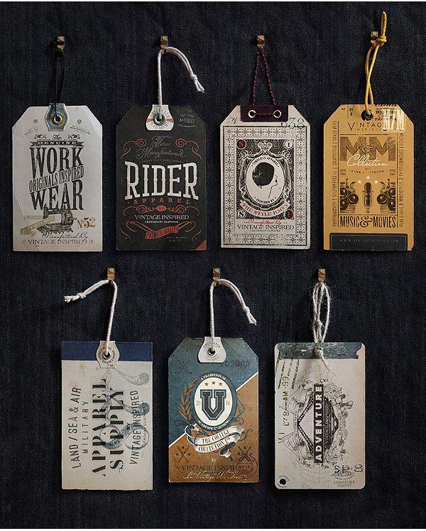 hang tag design template