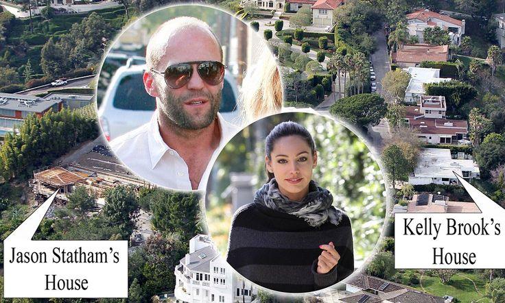 Neighbours: Kelly Brook moves to house just three doors away from ex Jason Statham