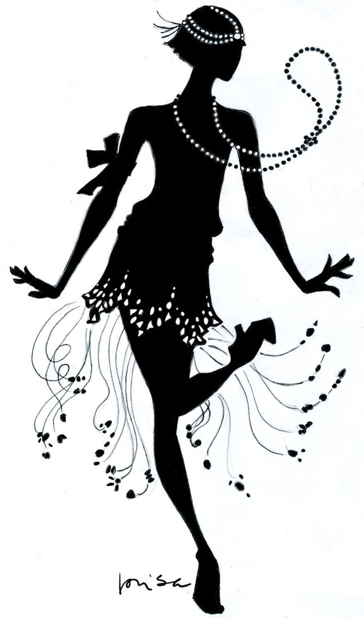 Download Flapper Dance Clipart