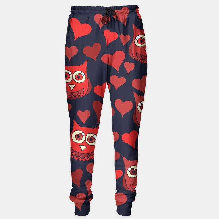 Owl you need is Love Sweatpants by BubbSnugg 54.95€