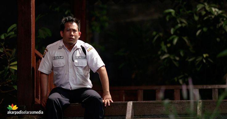Erick pemeran Oyot : Preman insaf jadi satpam