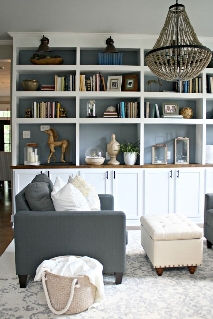 DIY bookcases by the fireplace Bookcase diy, Bookcase