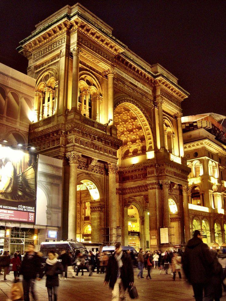 Galeria Vittorio Emanuelle II (Milano - Italy)