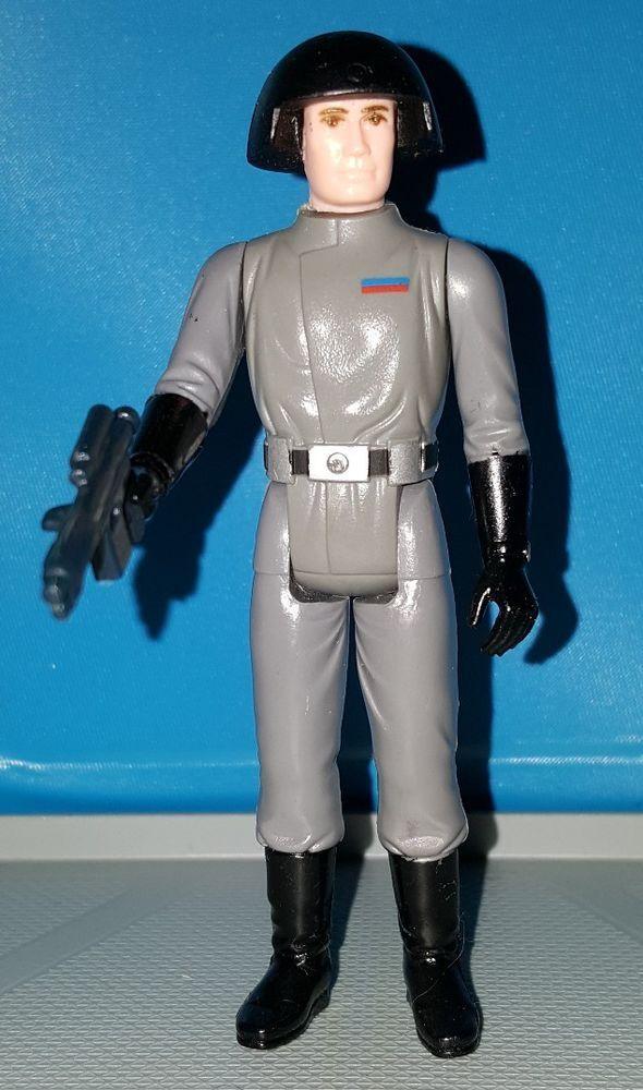 Vintage 1977 Death Squad Commander Star Wars Hong Kong Complete | Toys & Hobbies, Action Figures, TV, Movie & Video Games | eBay!