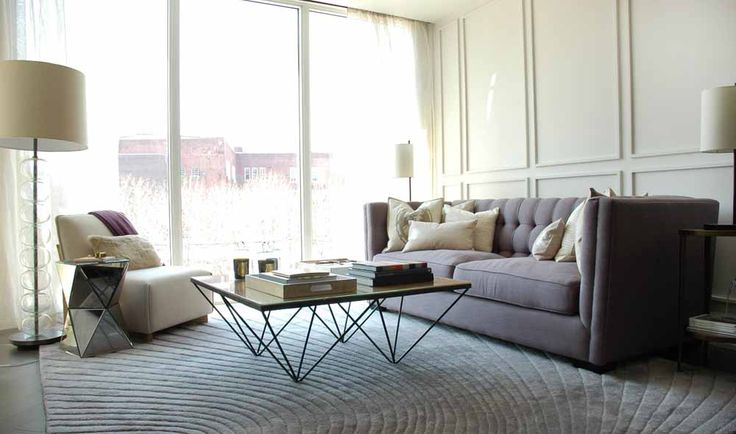 . Nivek Remas . Residential . Living Room . YorkVille . Toronto .