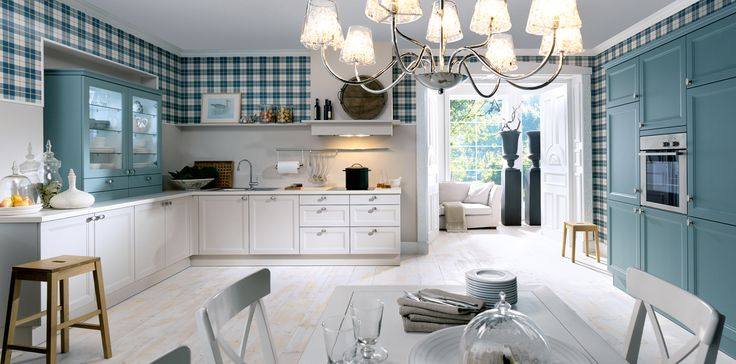 Classic-Country-Style-Kitchen. Schuller German Kitchens - Cambia.