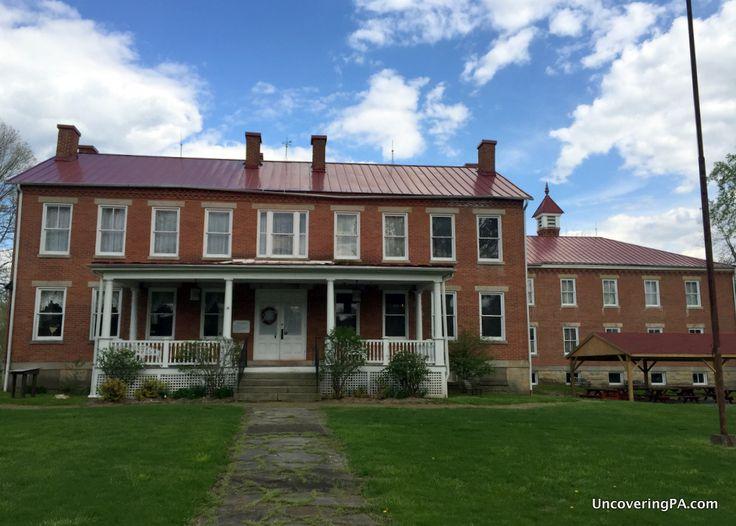 Visiting the Greene County Historical Society in Waynesburg, Pennsylvania - http://uncoveringpa.com/visiting-greene-county-historical-society-museum