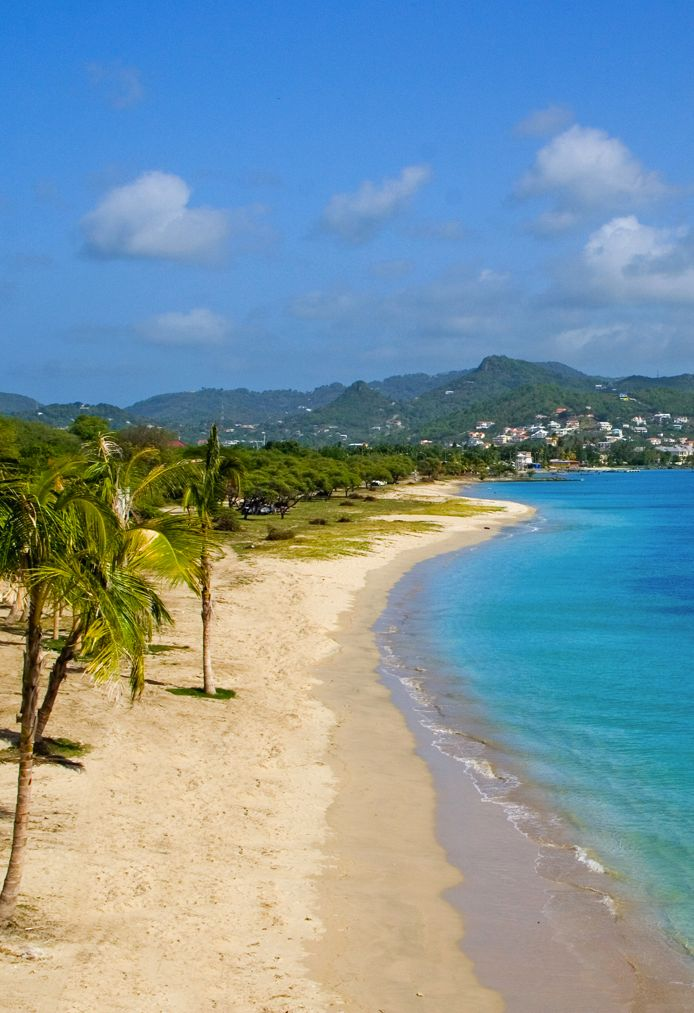Enjoy having the beach all to yourself in St. Lucia