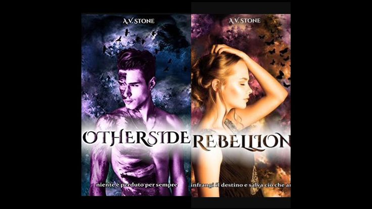 Recensione Otherside e Rebellion di A.V. Stone