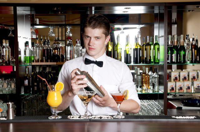 Картинки по запросу бармен фото