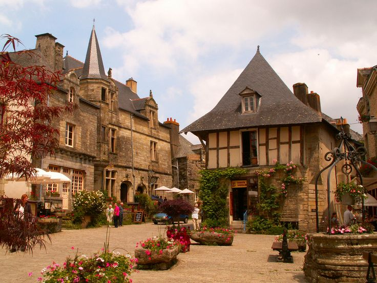 Rochefort, France | Rochefort-en-Terre | Les plus beaux villages de France - Site officiel
