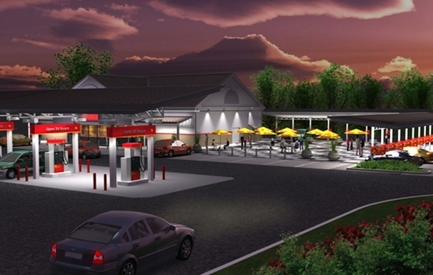 planet gasoline station A fruitful nasa partnership could pave the way toward making robotic satellite gas stations a a robotic gas station in space as they zip around the planet.