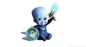 Image result for megamind-baby