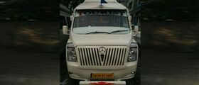 AC Tempo Traveller Provide Luxury 9+1 Seater Tempo Travellers For Delhi and Outstation Tours / Trips / Holidays. This is a Modified Tempo Traveller with 1X1 Seating Configuration Called Maharaja Seates and Can Accommodate 9 Passengers Comfortable. And Also Has Separate Huge Luggage Space on Back Side. hire a Tempo Traveller gurgaon for tours from gurgaon 9 seater tempo traveller in Delhi ... Fare for hiring Tempo Traveller for Outstation trip from Delhi. Book Online 9 Seater Tempo Traveller…