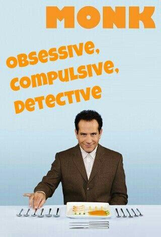 Monk: Detective Adrian Monk