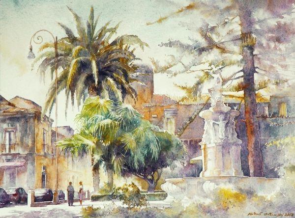Мишель Орловски - Ното, Сицилия