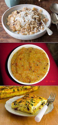Диетические рецепты: Геркулес с яблоками, манная каша с морковью, рис со свежими яблоками.