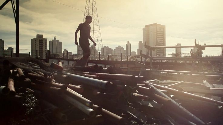 Can City. Short film about a mobile aluminium foundry casting stools from waste on the streets of São Paulo  Studio Swine has made a collect...