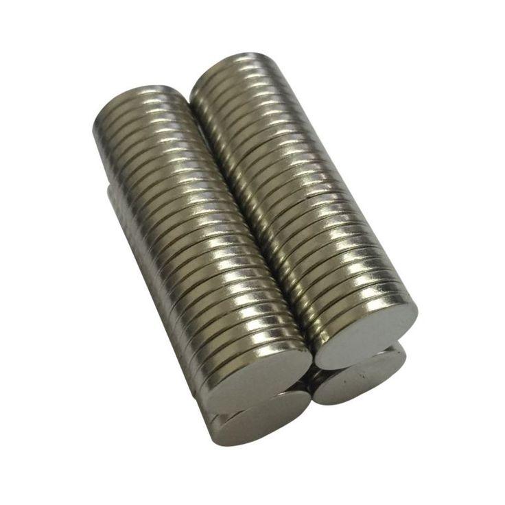 10 stücke 12x1mm N50 Mini Super Starke Seltenen Erden Kühlschrank Permanentmagnet Kleine Runde Neodym-magnet