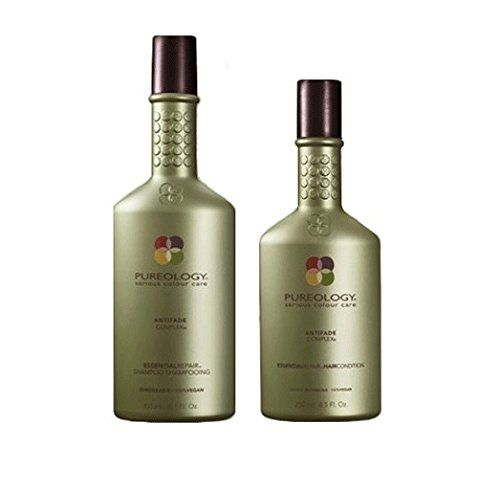 Pureology Essential Repair Shampoo 10 oz. and Conditioner 8.5 oz. Duo set ** Find out more about the great product at the image link.
