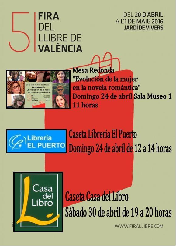 Feria del Libro Valencia 2016