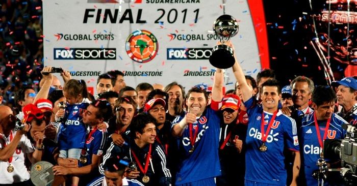 Campeón Copa Sudamericana 2011