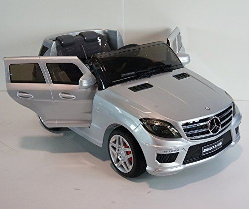 Number one ride on toy new 2015 licensed mercedes benz ml for Power wheel mercedes benz