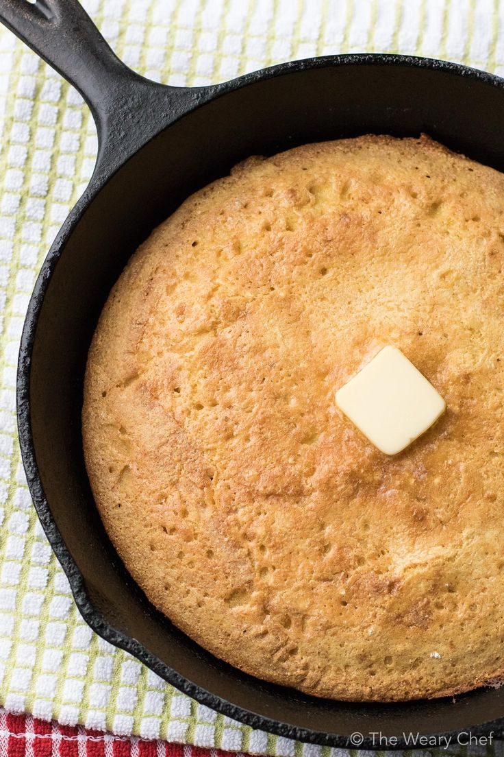 Perfect Southern Cornbread Recipe – Dan330
