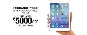 iPad Mini Exchange Offer   Shop electronics, computers  Kaboodle