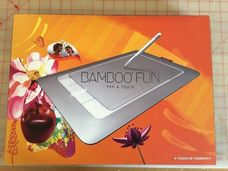 wacom bamboo Fun Pen And Touch Creativity   | eBay
