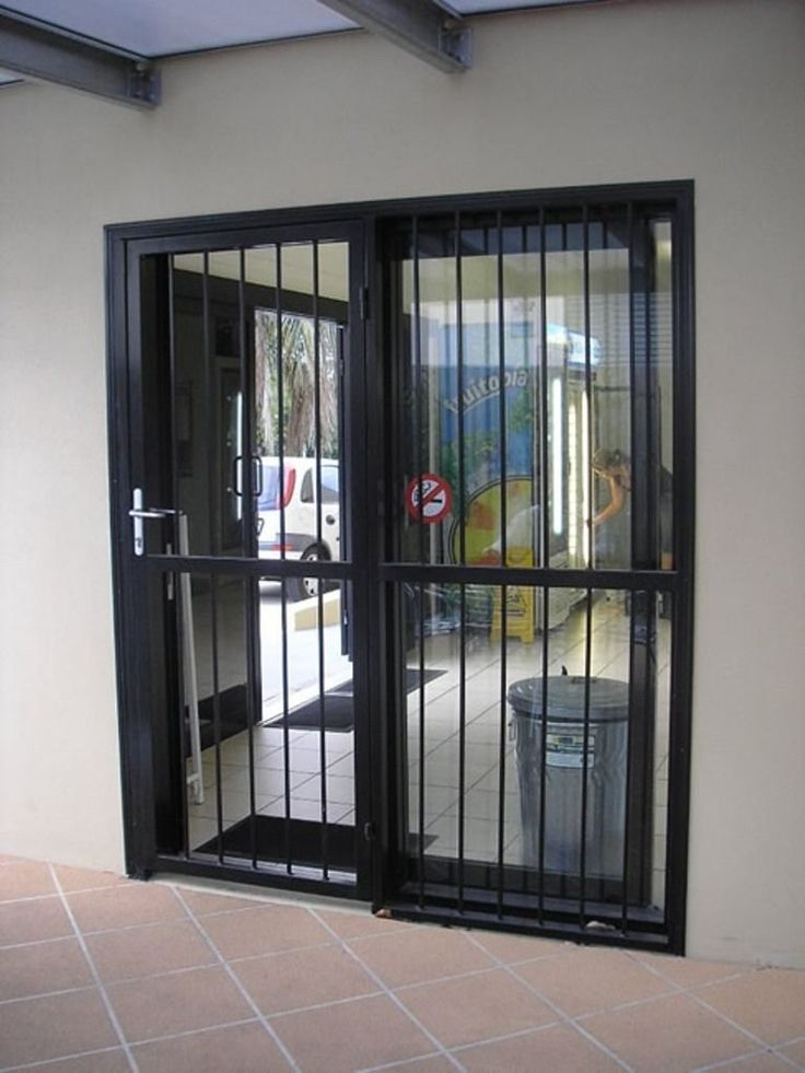 Burglar Bars For Sliding Sliding Glass Doors Patio Iron