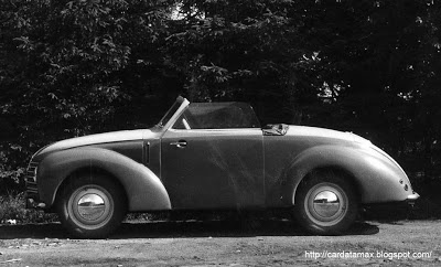 Aero Minor II Roadster (1946)