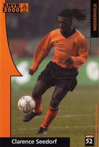 Clarence Seedorf, Netherlands 2000