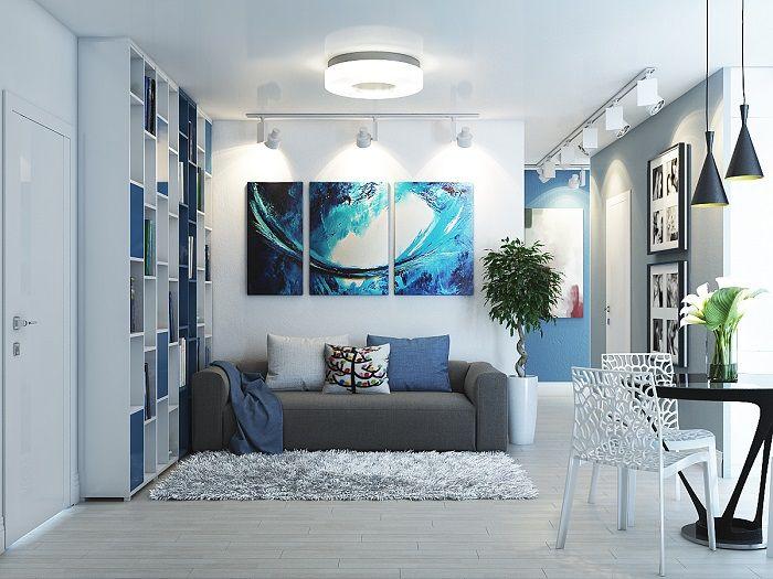 Mavi i mekan pinterest 39 te bungalovlar i mekanlar ve for 30 metrekare salon dekorasyonu
