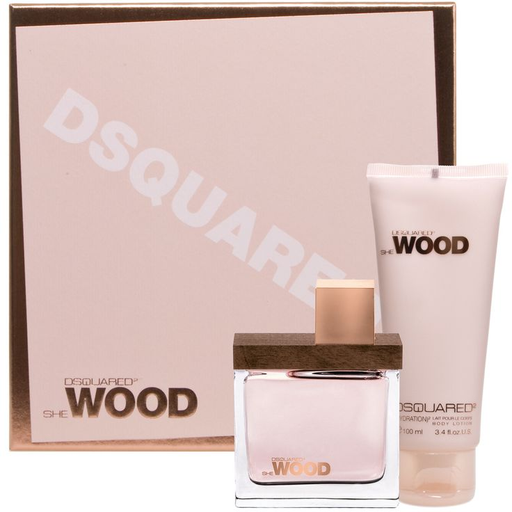 Dsquared2 SheWood Gift Set