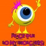Peace Out by viralbuzz.co.za
