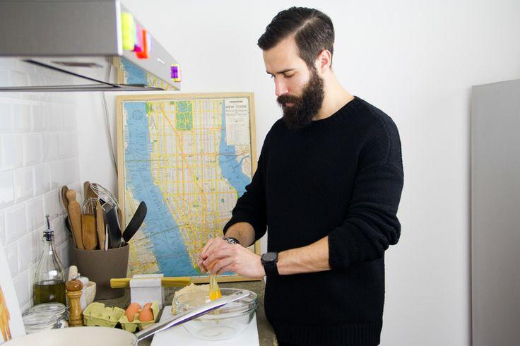 Hipster Spaghetti alla carbonara