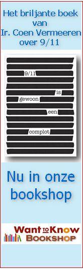 banner 9/11 Coen Vermeeren