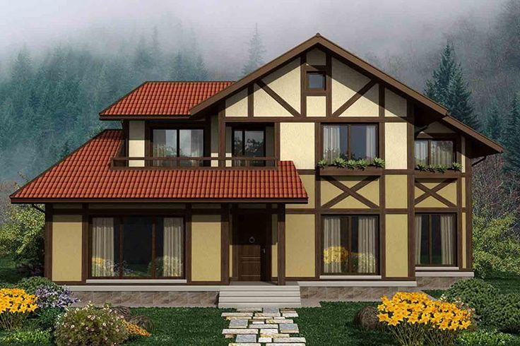 строительство фахверковых домов
