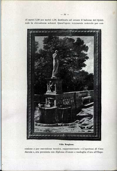 """Filippo Clementi """"La fabbrica degli arazzi dell'Ospizio di san Michele a Ripa"""", Roma 1926"""