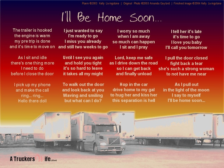 25+ best ideas about Truck Driver Wife on Pinterest ...