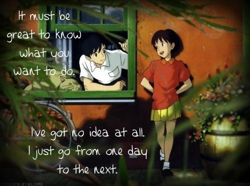 Whisper Of The Heart 1995 And 10 More Things Studio Ghibli