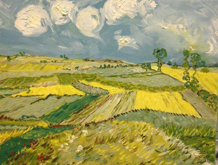 Inspiration Van Gogh