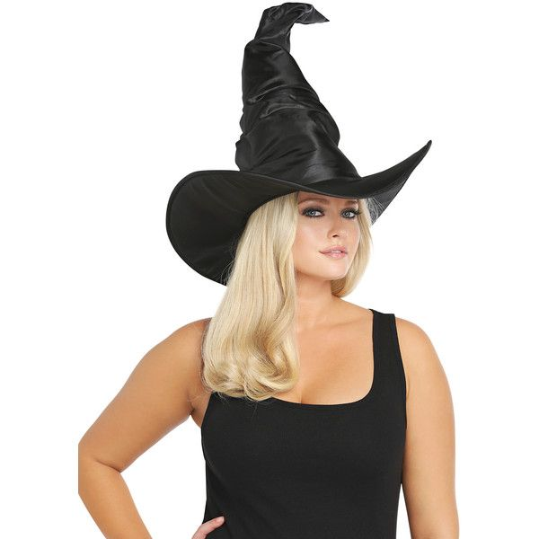 torrid leg avenue halloween witch hat 10 liked on polyvore featuring costumes