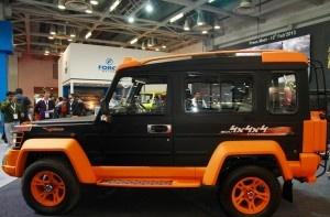 Force Motors rolls out Gurkha EOV in three variants