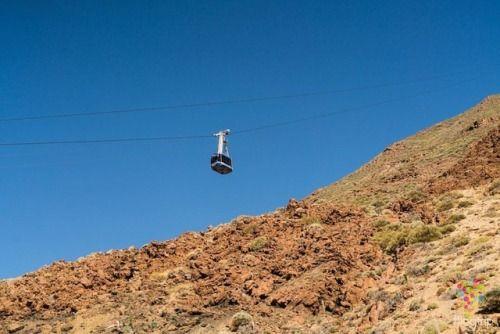 Al pico del volcán Teide en la isla de #Tenerife se puede subir... de http://ift.tt/2uUz0JC