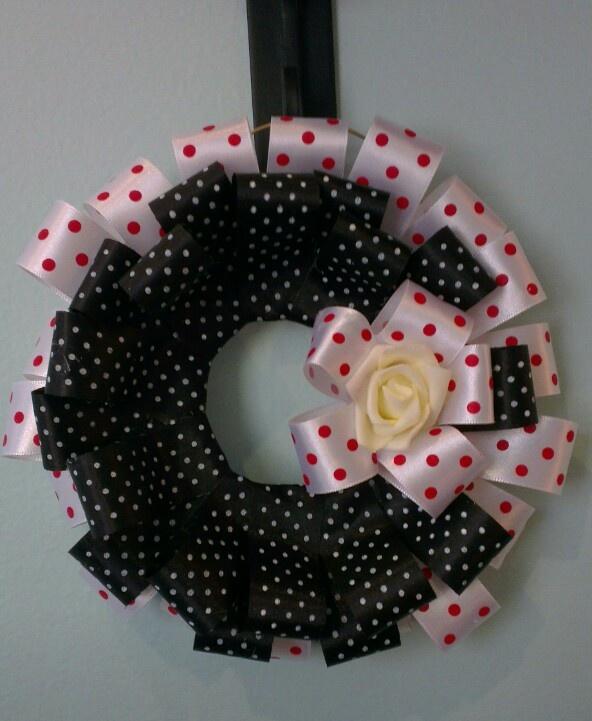 X'mas wreath ..