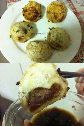 [生煎饅頭(焼き小籠包) 作り方・レシピ] by Helenの中華料理教室