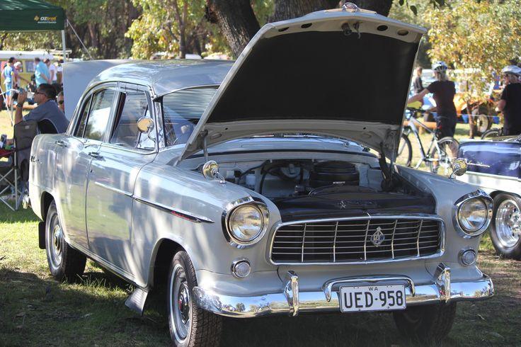 A beautiful 57 FE Holden